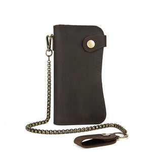 RFID Blocking Chain Wallet