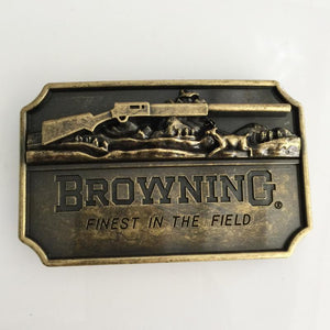 Browning Hunting Belt Buckle