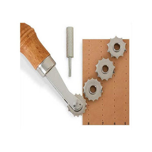 Stainless Steel Hole Punch Tool For Stitching