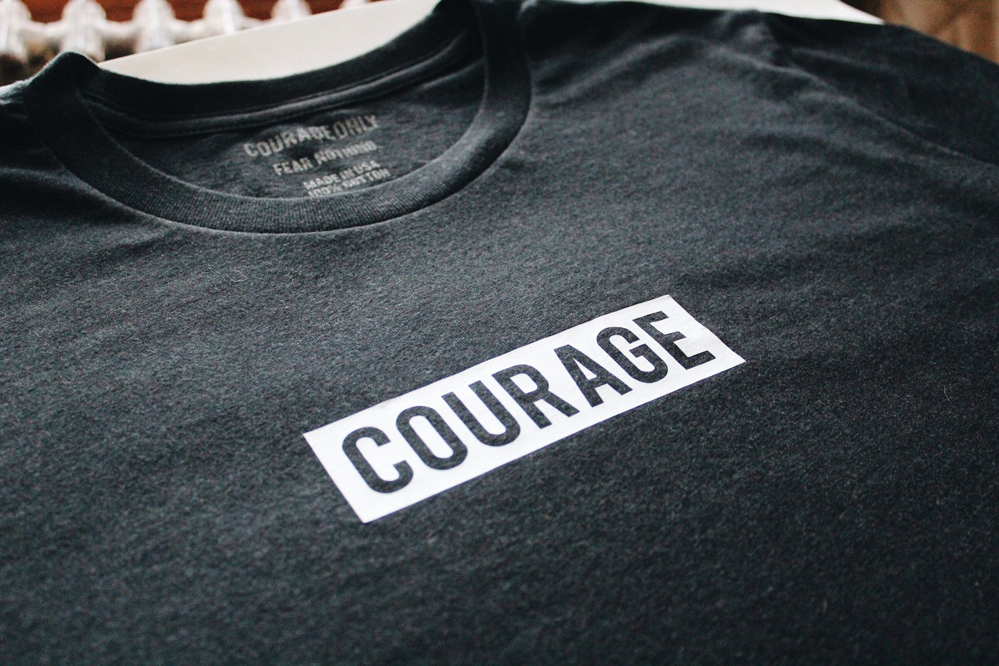 Courage Box Logo