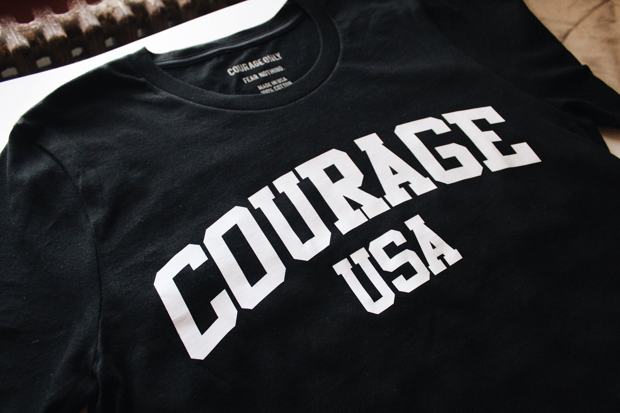 Courage USA T-Shirt