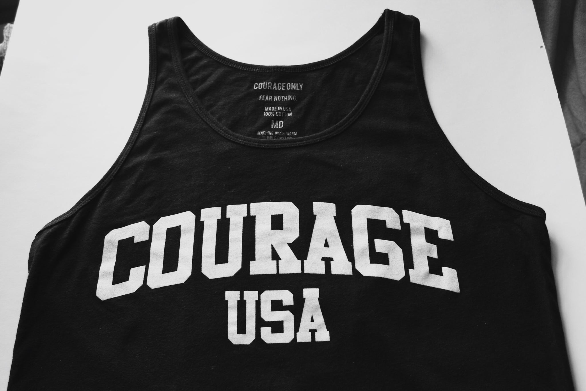 Courage USA Tank Top