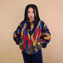 COOGI 3D POLO TOP JUMPER SWEATER-BASEMENT SIX