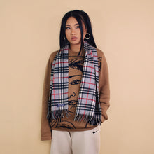 BURBERRY NOVA CHECK SCARF-BASEMENT SIX