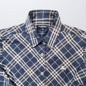 BURBERRY ICONIC NOVA CHECK SHIRT-BASEMENT SIX