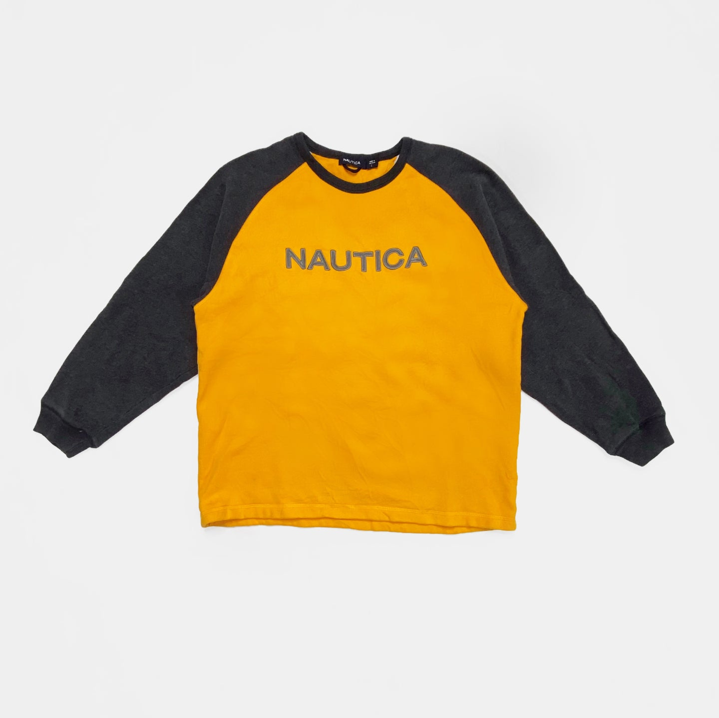 NAUTICA CREWNECK SWEATSHIRT-BASEMENT SIX