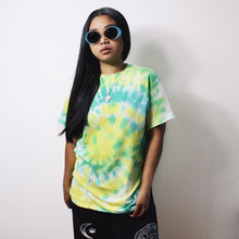 TIE DYE T-SHIRT-BASEMENT SIX