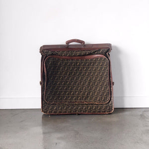 FENDI SUITER SUITCASE LUGGAGE BAG-BASEMENT SIX