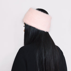 KANGOL FLUFFY HEADBAND HAT-BASEMENT SIX