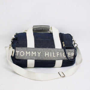TOMMY HILFIGER SPORT DUFFLE WEEKEND BAG-BASEMENT SIX