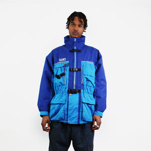 FILA SKI SPORT WINTER COAT JACKET-BASEMENT SIX