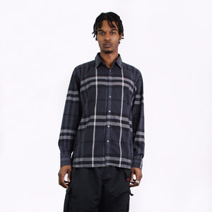 BURBERRY ICONIC CHECKED SHIRT-BASEMENT SIX