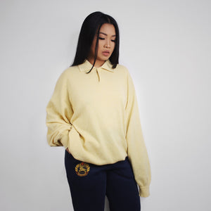 GIANNI VERSACE KNITTED POLO TOP-BASEMENT SIX