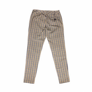 AQUASCUTUM HOUSE CHECK TROUSERS-BASEMENT SIX