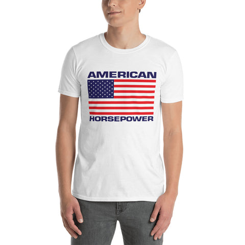 American Horsepower by Hennessey Performance T-Shirt