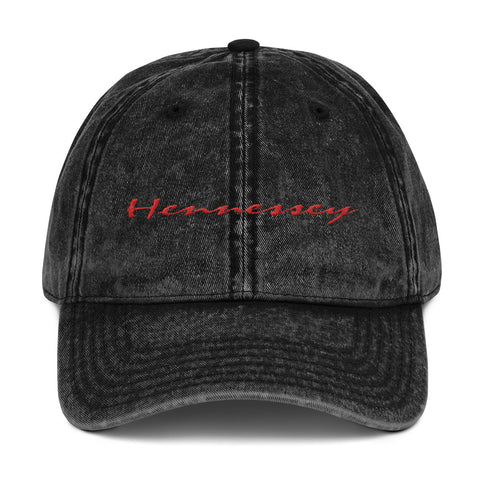 Hennessey Special Edition Vintage Cotton Twill Cap