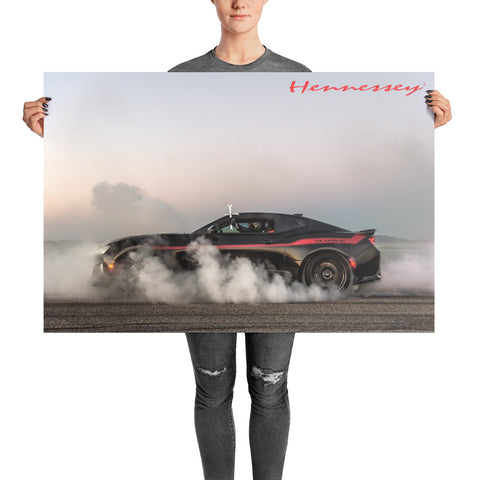 "Hennessey Performance Vehicles Poster 36"" x 24"""