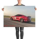"Hennessey Heritage Edition Vehicle Poster 36"" x 24"""