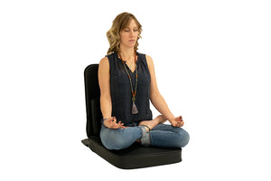 InnerSpace Grounded Meditation BackJack - Large