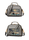 """Luxury Oil Painted HandBags"" Limited Q"