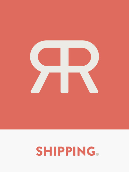 Rose design shipping icon