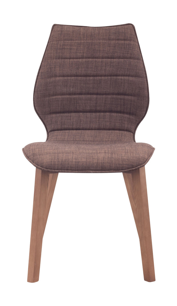 Aalborg Dining Chair Tobacco is From the Indoor Collection designed in Solid Wood and Polyblend. Aalborg Collection part of the Chairs, Stools set.