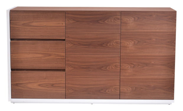 Saints Buffet is From the Indoor Collection designed in MDF and Walnut Veneer. Saints Collection part of the Storage,Storage set.