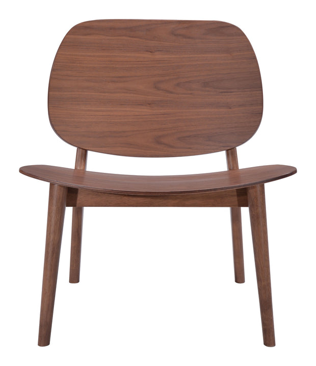 Priest Lounge Chair Walnut is From the Indoor Collection designed in MDF, Rubberwood and Walnut Veneer. Priest Collection part of the Chairs set.