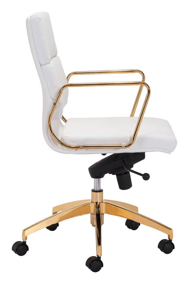 Scientist Low Back Office Chair