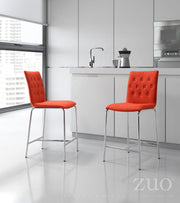 Uppsala Counter Chair (Set of 2)