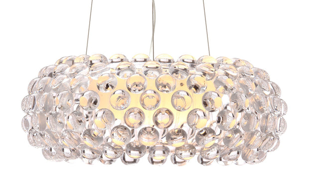 Stellar Ceiling Lamp From the Lighting Collection in Chrome . Stellar Ceiling Lamps bulb type is Type T8 with Max bulb watt at 200W with socket size R7S