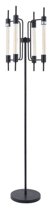 Gisborne Floor Lamp Rust From the Lighting Collection in Metal with FOOT, SUIT DIMMER. Gisborne Floor Lamps bulb type is T30x300 with Max bulb watt at 25W with socket size E26