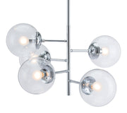 Somerest Ceiling Lamp Chrome From the Lighting Collection in Metal . Somerest Ceiling Lamps bulb type is G50 with Max bulb watt at 40W with socket size E12