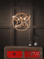 Caledonite Ceiling Lamp