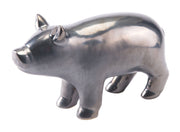 Antique Pig Metallic Gray