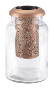 Trina Jar Large Copper
