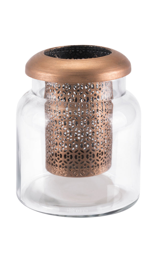 Trina Jar Medium Copper