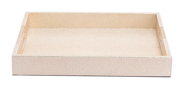 Camba Lizard Skin Set of 3 Trays
