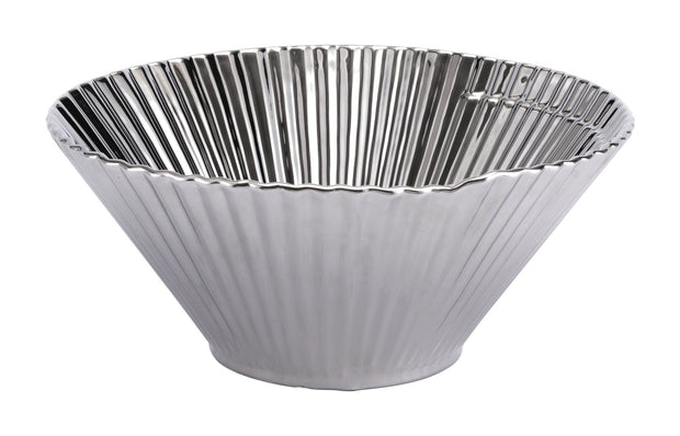 Volar Large Bowl Silver