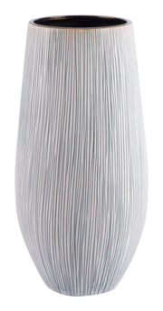 Anam Large Vase White
