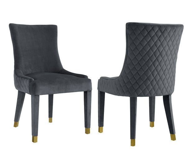 Diamond Grey Dining Chair (Set of 2)