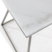 Zamora Marble Side Table