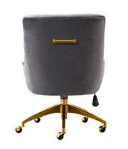 Beatrix Grey Office Swivel Chair