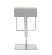 Seville Light Grey Steel Barstool