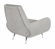 Piper Beige Linen Chair