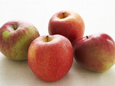 Pesticide Free Fuji Apples