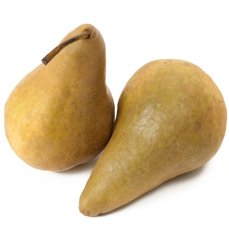 Pesticide Free Bosc Pears, 20lbs
