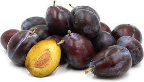 Pesticide Free Late Italian Prune Plums, 20lbs