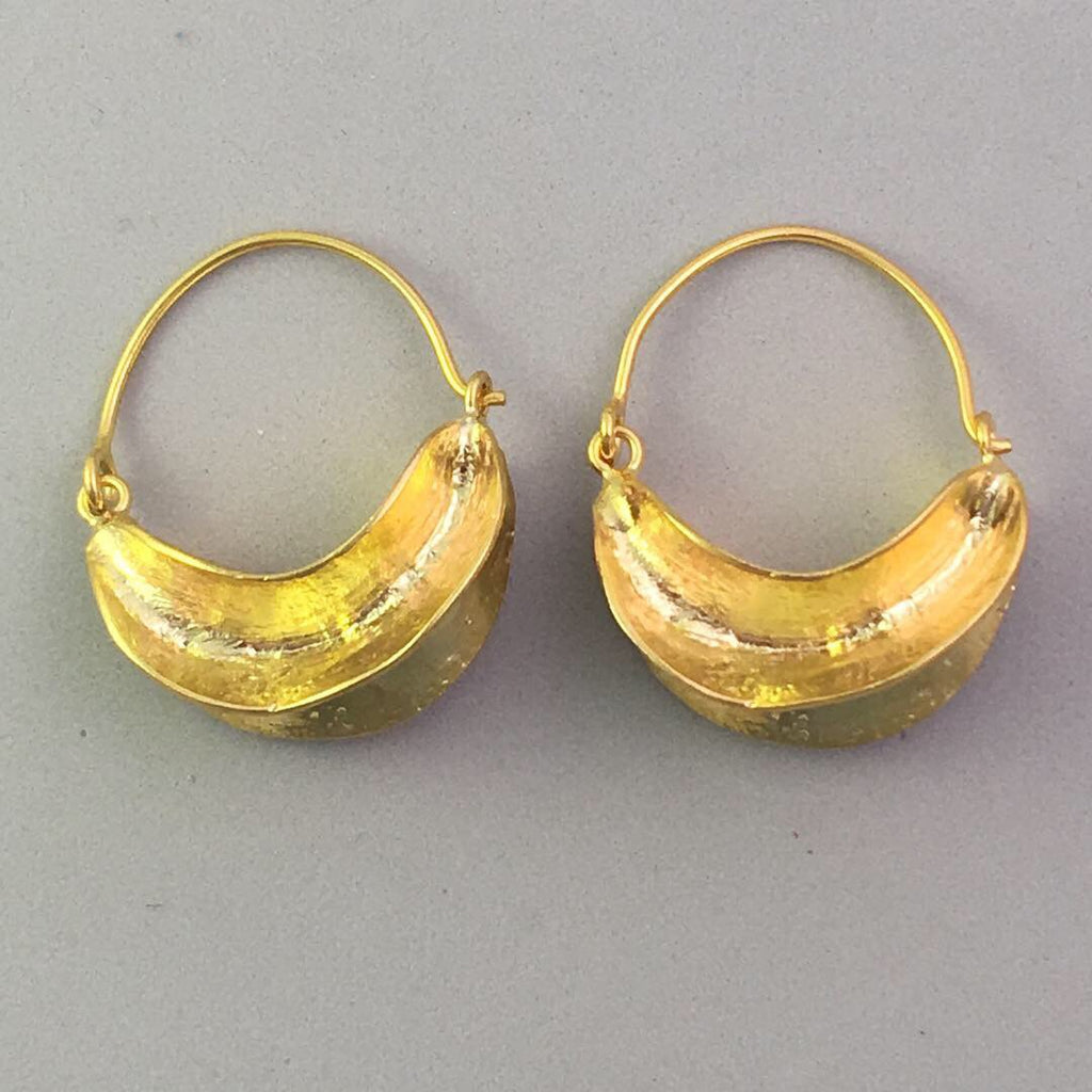 Small Fulani earrings