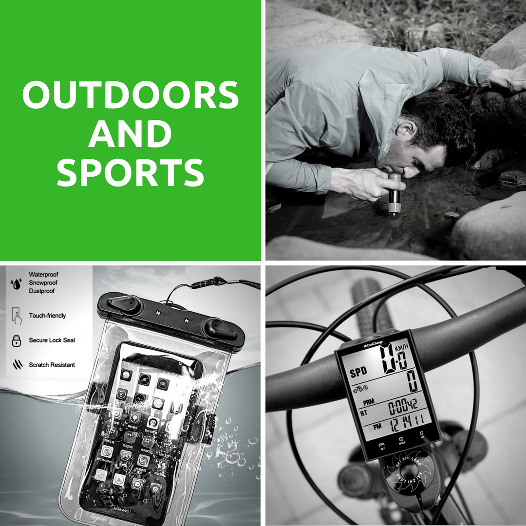 Outdoors and Sports